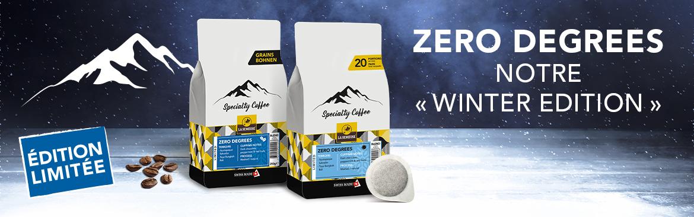 Zero Degrees - Winter Edition