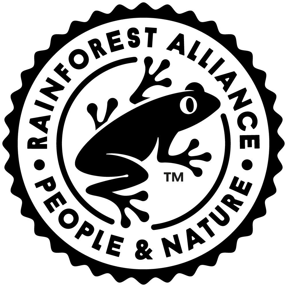 Rainforest label